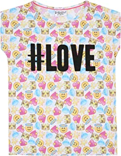 Emoji 173991 T-Shirt Fille