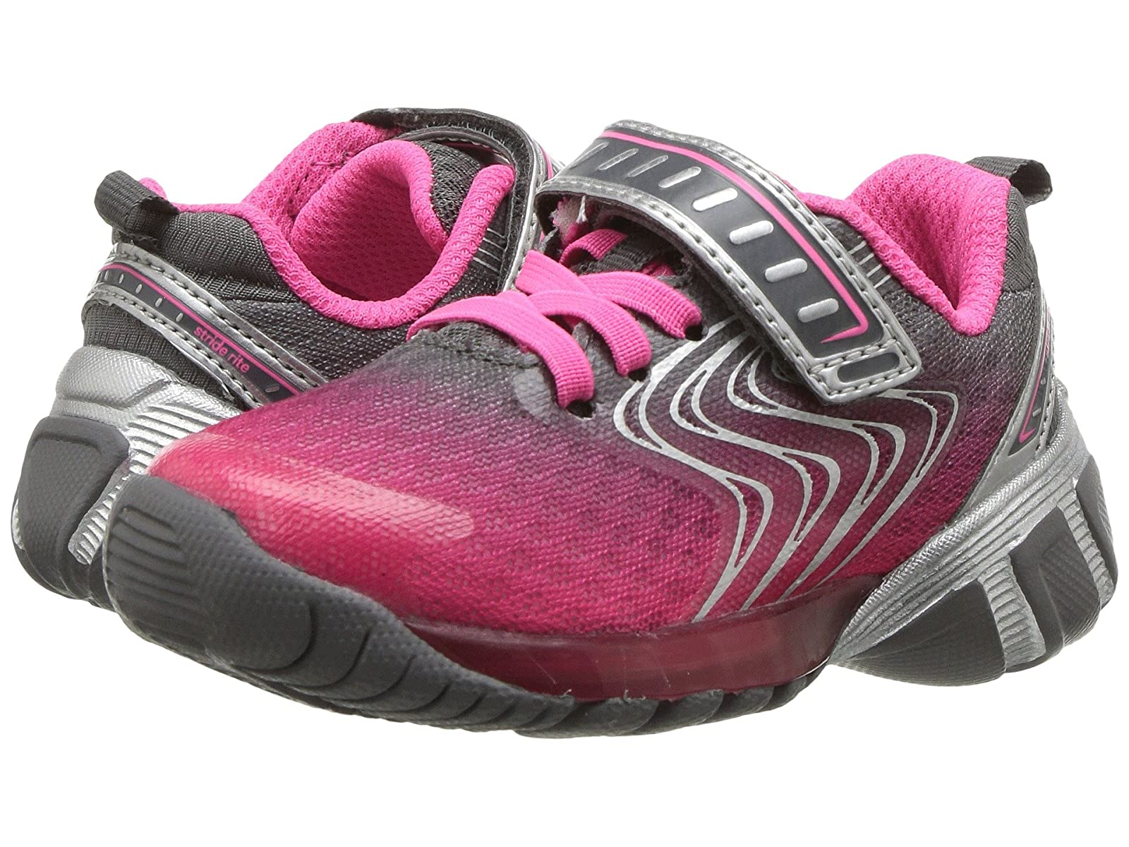 Stride Rite SR-Lights Lux (Toddler/Little Kid)Atmospheric grades have affordable shoes