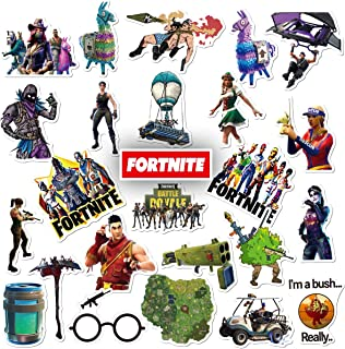 Sticker Pack (150-pcs) Vinyl Pop Game Stickers for Skateboard,Bike,Luggage,PS4,Xbos one,iPhone,Laptop-Party Favors for Gamer,Adults,Teens,Boys and Girls-Graffiti Decal-Waterproof