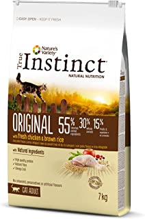 True Instinct Original Pollo Comida Para Gatos, 7 Kg