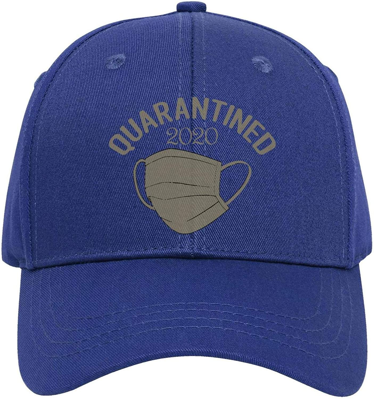BOBI FAMED Adjustable Professional Quarantined 2020 Dad Baseball Caps Driving Hat Running