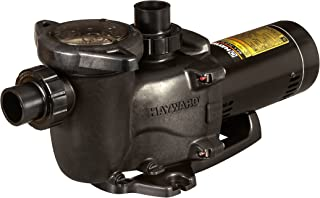 Hayward W3SP2310X15 Pool Pump, 1.5 HP, Black