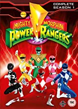 Mighty Morphin Power Rangers - Complete Season 1 [DVD] [Reino Unido]