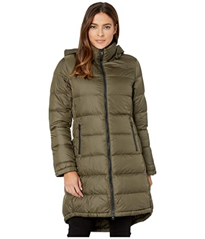 The North Face Metropolis Parka III (New Taupe Green) Women
