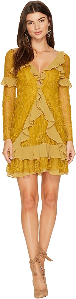 For Love and Lemons - Daphne Lace Mini Dress