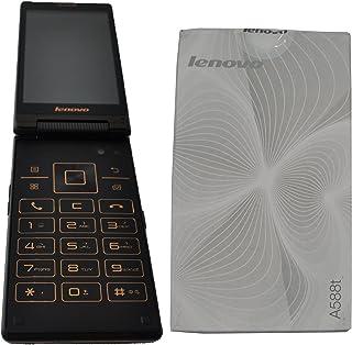 Lenovo A588T 4GB - 4 inch Factory Unlocked Flip Phone - International Version