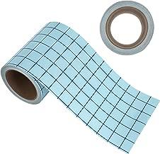 blue grid transfer paper instructions