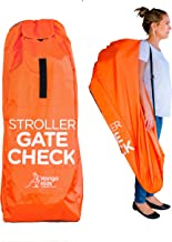 Umbrella Stroller Travel Bag - Baby Gate Check Bags for Air Travel. Protect Your Child's Strollers from Dirt & Damage. Easy to Carry.