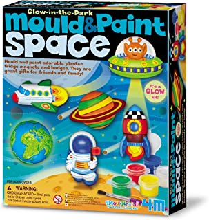 Great Gizmos 4 m Glow Space Mould and Paint Craft