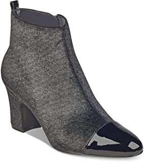 Womens Lundy 3 Metallic Patent Booties