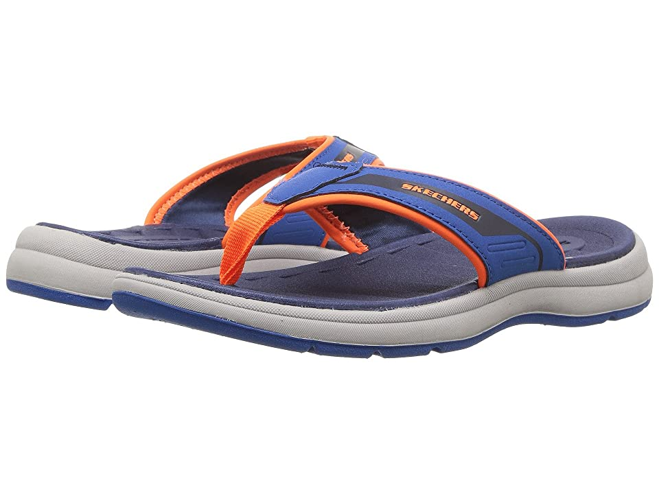 SKECHERS KIDS Sun Spurt Beach Season (Little Kid/Big Kid) (Blue/Navy) Boy