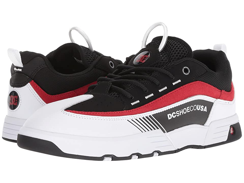 DC Legacy 98 Slim (Black/White/Red) Men