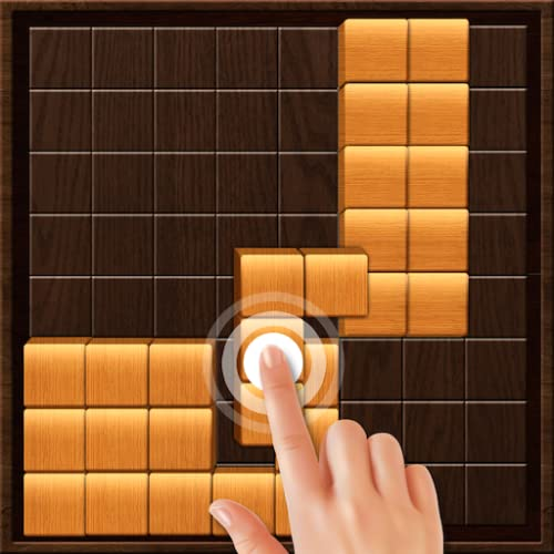 Wood Puzzle 3D - Wooden Block Puzzles Game Free