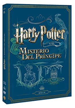 Harry Potter and the Half-Blood Prince - Harry Potter y el misterio del príncipe (Non USA Format)