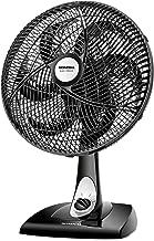 Ventilador 30cm Premium 6 Pás 110V, Mondial, Preto