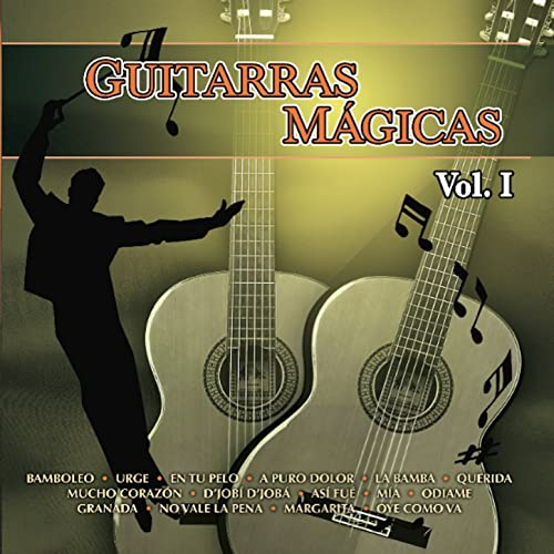 Guitarras Mágicas Volumen 1 de Guitarras de Luna en Amazon Music ...