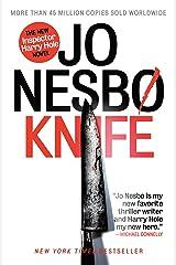Knife: A New Harry Hole Novel Kindle Edition