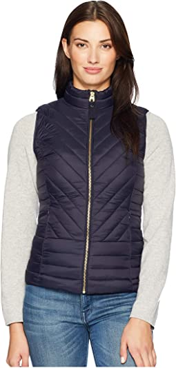 203072 Chevron Quilted Vest