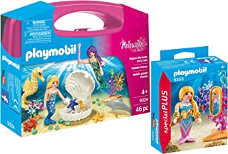 Playmobil Magical Mermaids Carry Case with Additional Mermaid