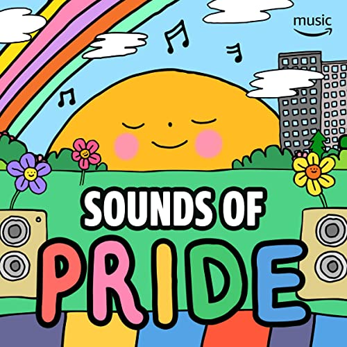 Sounds of Pride de Dua Lipa, Donna Summer, Army Of Lovers ...