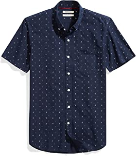 Amazon Brand - Goodthreads Men's Slim-Fit Short-Sleeve...