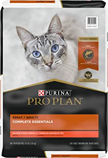 Purina Pro Plan With Probiotics, High Protein Dry Cat Food, Salmon & Rice Formula - 16 lb. Bag