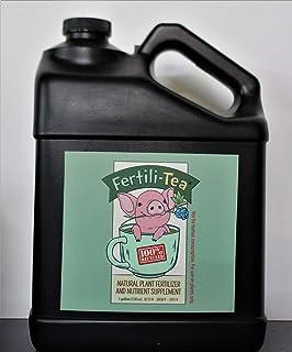 Fertili-Tea Plant Growth Fertilizer Supplement (1 Gallon)
