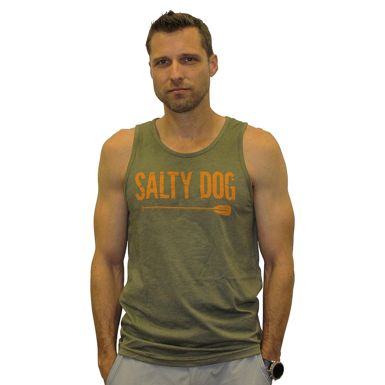 Salty Dog Paddle SHIRT メンズ
