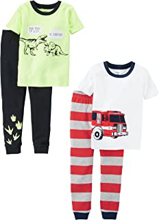 feb91cbe9 Amazon.com  Carter s - Pajama Sets   Sleepwear   Robes  Clothing ...