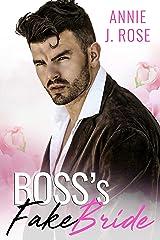 Boss's Fake Bride (Office Romances Book 4) (English Edition) Format Kindle