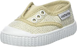Victoria Inglesa Elástico Lurex, Zapatillas Unisex niños