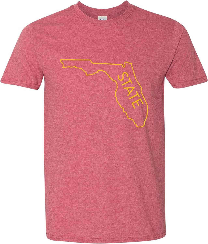Campus Originals Florida State Outline Super Soft Ranking TOP5 Popular brand in the world Men's Vintage