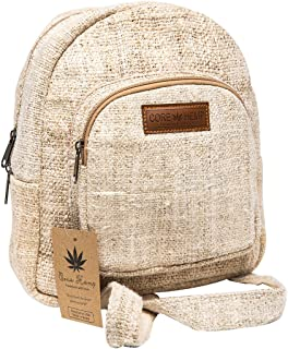 Core Hemp Mini Backpack (Natural)