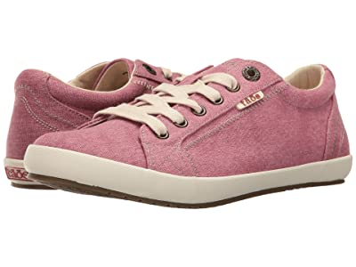 Taos Footwear Star (Rose Washed Canvas) Women