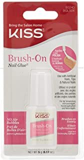 KISS Lightening Speed Nail Glue BGL504, 5gm
