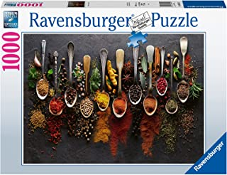 RAVENSBURGER PUZZLE 88550 Spices from Around The World 1000 Pieces