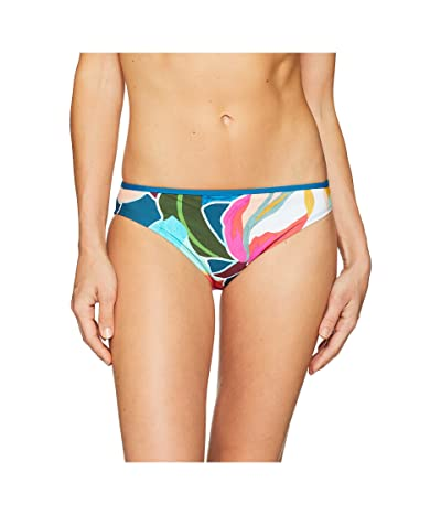 La Blanca Go with The Flo-Ral Hipster Bottom (Marina) Women