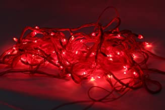 Daedal Dream Catchers - Red Rice Lights Decorative 230V, 50Hz 10M Long Ddc99