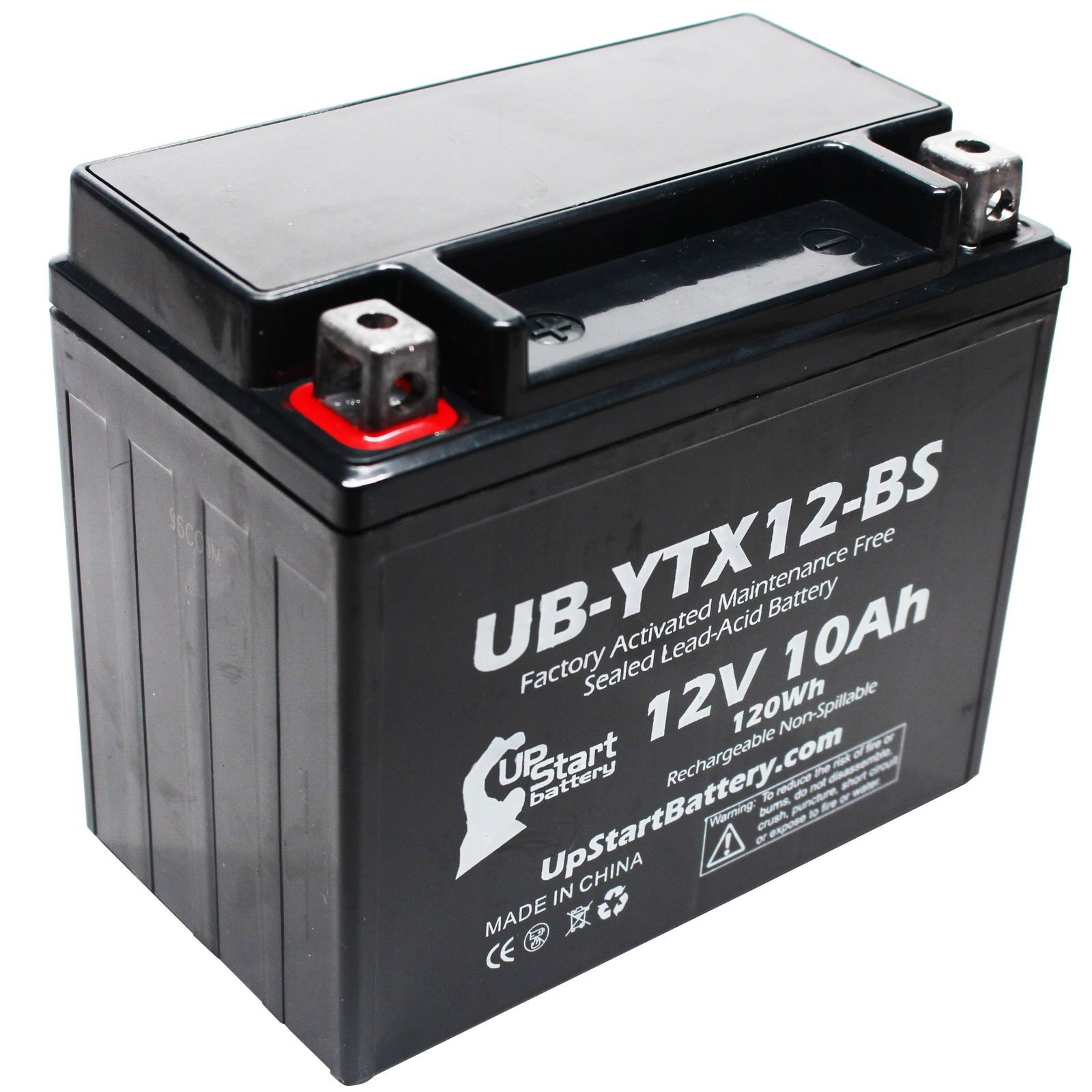 Replacement Piaggio Activated Maintenance Battery