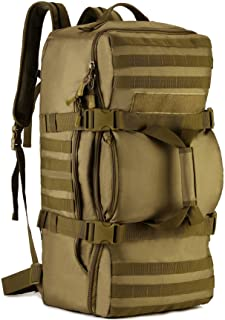 ArcEnCiel Outdoor Tactical Army Backpack Military Waterproof Camouflage Suitcase Hunting Mountain Sports Luggage Hiking Ca...