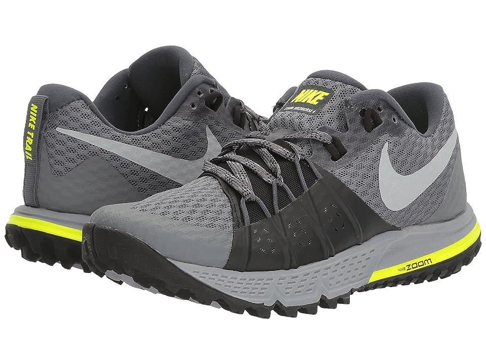 Nike Air Zoom Wildhorse 4 (Dark Grey/Wolf Grey/Black/Stealth) Women