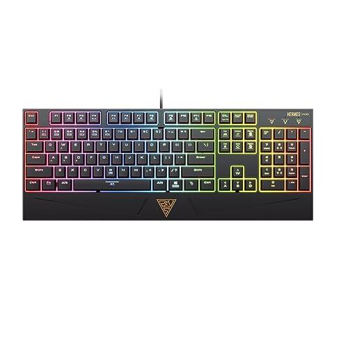 Rgb Gaming Keyboard: Amazon com