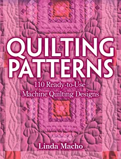 Quilting Patterns: 110 Ready-to-Use Machine Quilting Designs