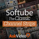 Channel Strips Course For Softube By Ask.Video