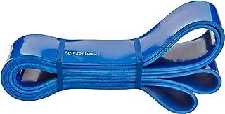 AmazonBasics - Banda elástica de resistencia y dominadas, 29,5 a 79,4 kg (6,35 cm de ancho)