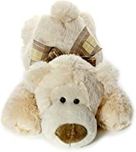 Mousehouse Gifts 52cm Plush Polar Bear Stuffed Animal Teddy Soft Toy for Boys and Girls - Suitable for Baby