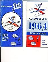 1964 Columbus jets Sketch Book Press Media Guide