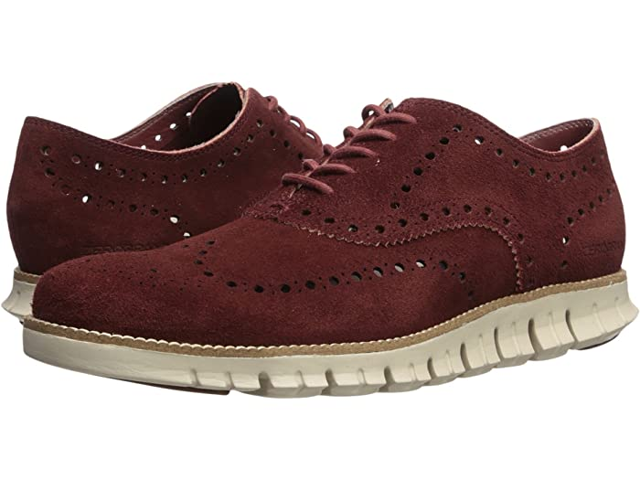 Cole Haan Zerogrand Wing Ox Suede   6pm
