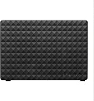 Seagate Expansion Desktop, 16 TB, External Hard Drive HDD - USB 3.0 for PC Laptop and Two-Year Rescue Services...