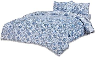 Home Comfort Ombre Luxurious Premium Quality 6 Piece Comforter Set King